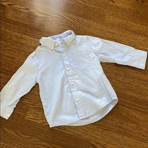 Janie and Jack little boys Dress Shirt